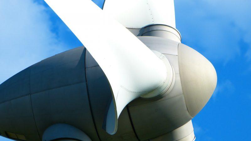 wind turbine renwable energy michigan